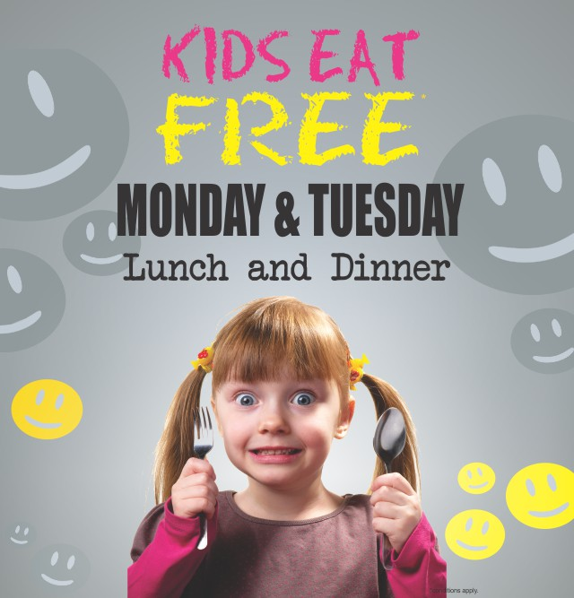 Kids Eat Free at Hotel Crown Victor Harbor