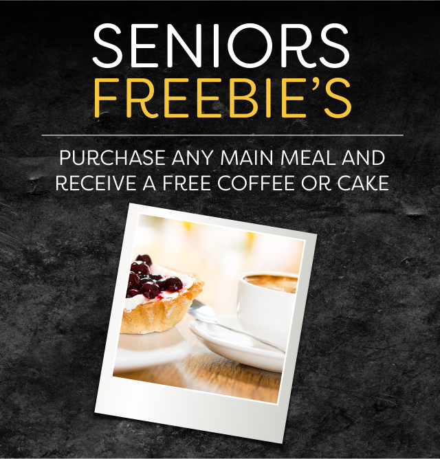 Seniors Freebies at Hotel Crown Victor Harbor