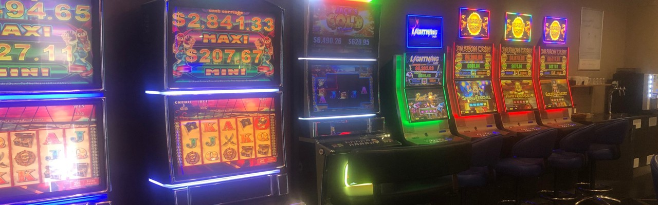 Mawson Lakes Hotel Gaming Room